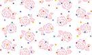 Polka Dot Roses by istaria