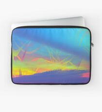 Cloud with Pattern 16 Laptop Sleeve