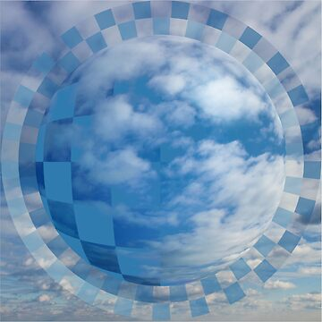 Cloud with Pattern 16 by MisFish