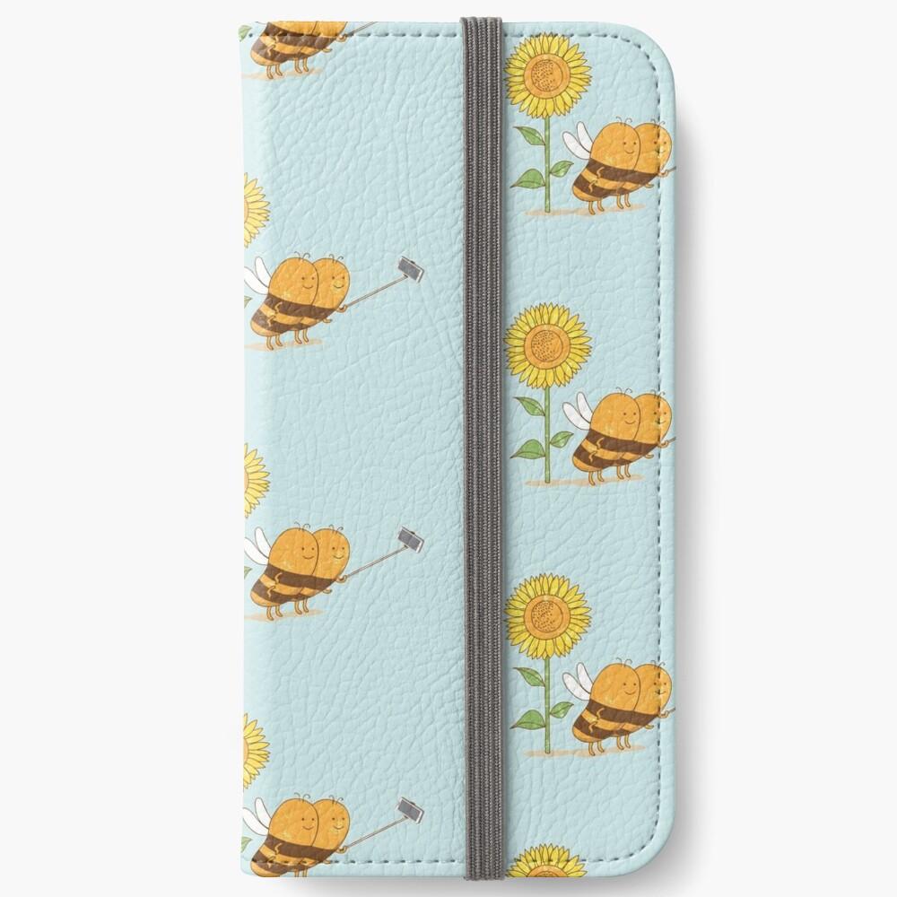 BFF wefie iPhone Wallet