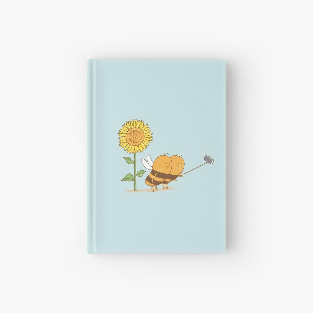 BFF wefie Hardcover Journal