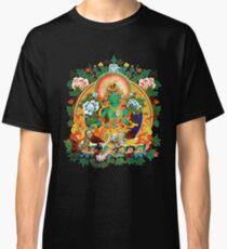 Buddha Buddhism Green Tara Classic T-Shirt