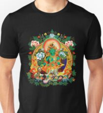 Buddha Buddhism Green Tara T-Shirt