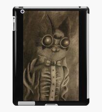 Mad Scientist Cat iPad Case/Skin