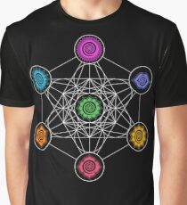 Buddha Buddhism Metatrons Graphic T-Shirt