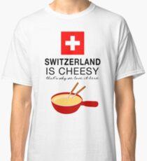 Swiss Fondue Classic T-Shirt
