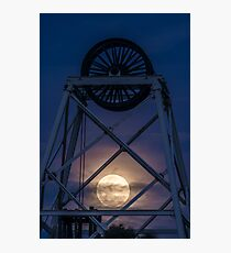 Supermoon 2016 Photographic Print