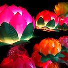 Lantern Festival by Bobby McLeod