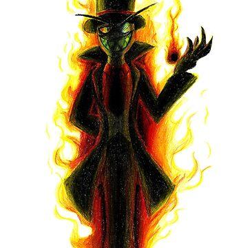 from hell - villainous by MariaDaregin