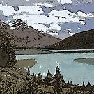 Landscape_mountains by ninamsc