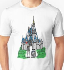 Princess and Castle T-Shirt