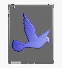 Blue Dove iPad Case/Skin