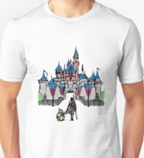 Scavenger and Castle T-Shirt