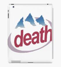 Death iPad Case/Skin