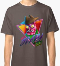 SCARY TERRY RAD. Classic T-Shirt