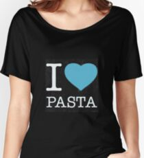 I Love Pasta Women's Relaxed Fit T-Shirt