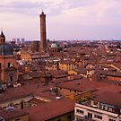 Bologna Sunset Glow by Rae Tucker