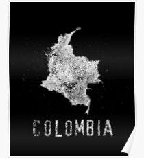 Kolumbien Poster