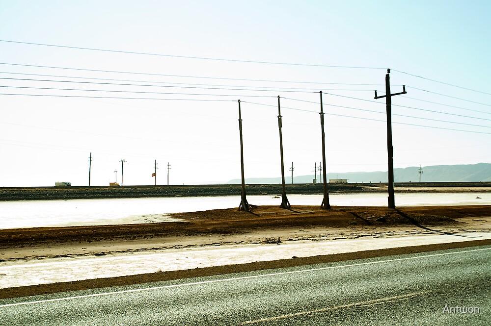 Karatha Saltflats 1 by Antwon