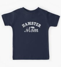 Hamster Mom Kids Clothes