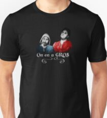 We have GROS - Karadoc and Perceval Unisex T-Shirt