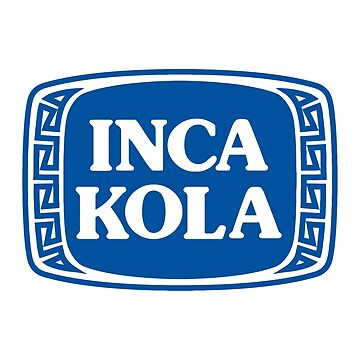 Inka Kola Aufkleber von simonZan