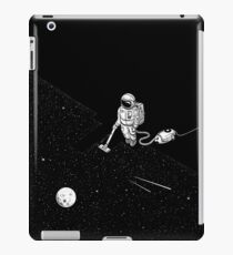 Space Cleaner iPad Case/Skin