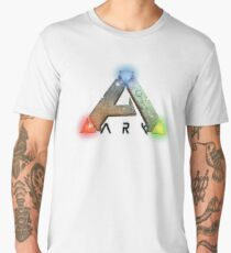 ARK SURVIVAL EVOLVED LOGO Men's Premium T-Shirt