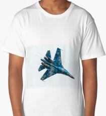 Sukhoi SU27 Long T-Shirt