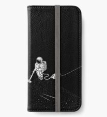 Space Cleaner iPhone Wallet/Case/Skin