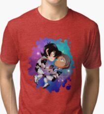 Galaxy  [Klance] Tri-blend T-Shirt