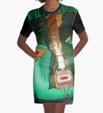 greenman Graphic T-Shirt Dress
