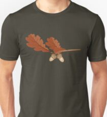 Oak leaves with acorns T-Shirt