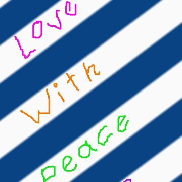 LOVE WITH PEACE. by page