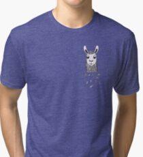 I Llama You Tri-blend T-Shirt