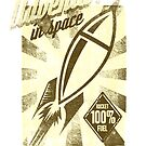 Retro Space Rocket by TheMaker