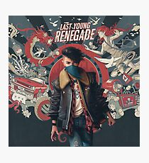 All Time Low - Last Young Renegade Photographic Print