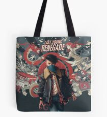 All Time Low - Last Young Renegade Tote Bag