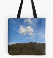 Sky, Slope, Water Tote Bag
