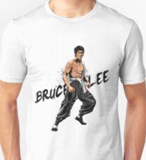 Bruce Lee cartoon T-Shirt