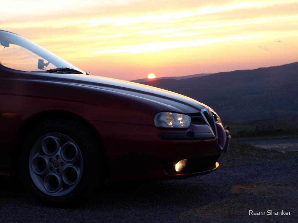Alfa Romeo by Raam Shanker