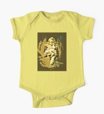 Cupid guard the King's armour glove Kids Clothes