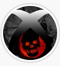 Xbox logo Gears OF War Sticker