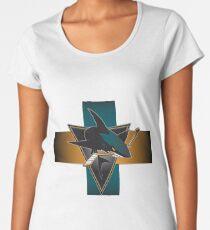 San Jose Sharks Women's Premium T-Shirt