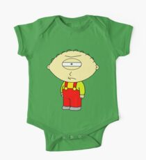 Frowning cyclops Stewie Kids Clothes