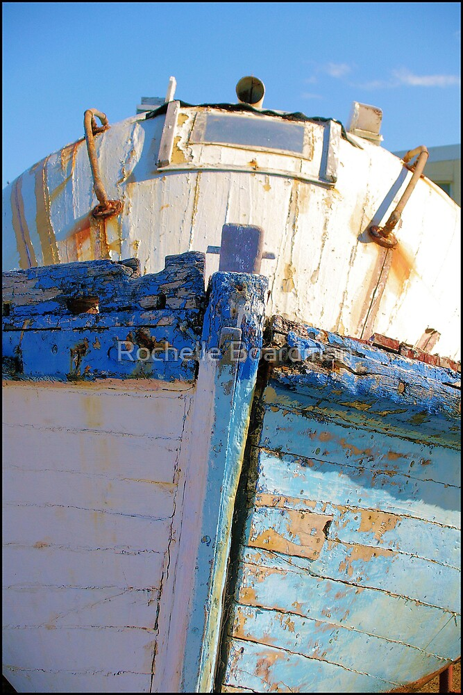 Dry Dock by Rochelle Boardman