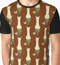 Mer Alpaca Graphic T-Shirt