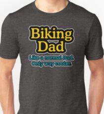 Biking Dad - Yellow Jersey Edition T-Shirt