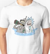 You gotta get schwifty T-Shirt