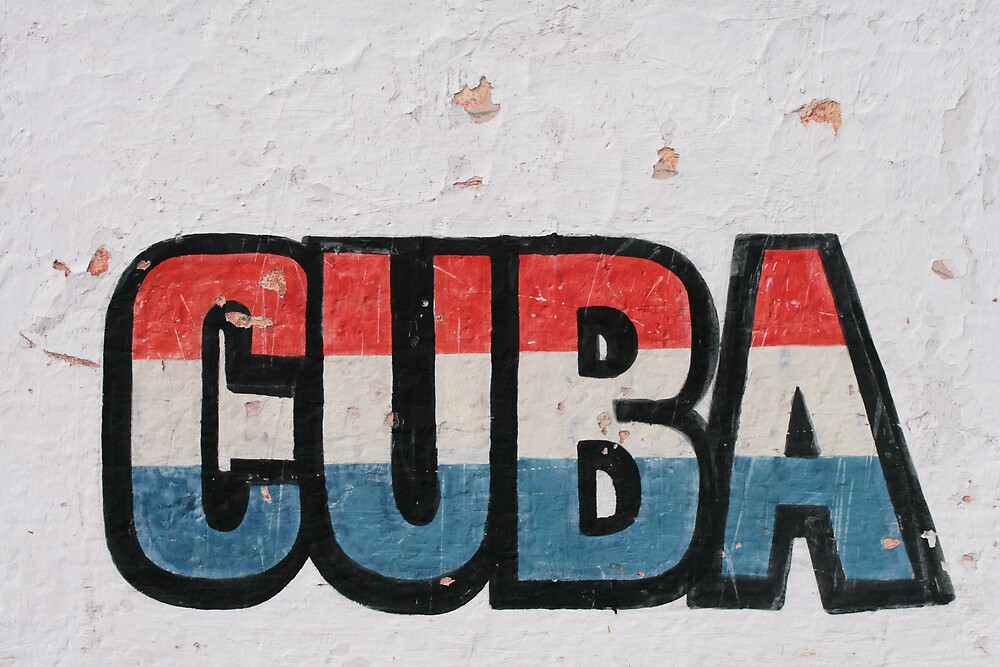 Cuba by Gail Davison